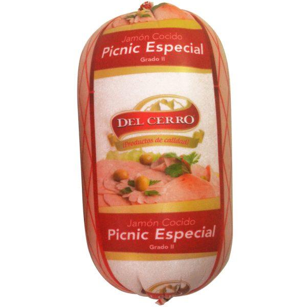 Jamón Cocido Picnic Especial